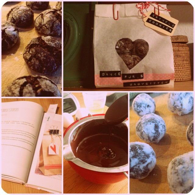 Crincle Cookies
