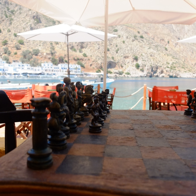 schach in loutro