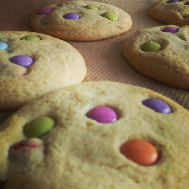 Selbstgemachte Ostercookies...mmmmhhh...