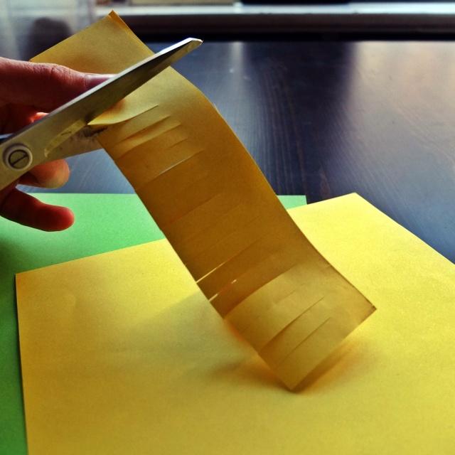 papierlampions_zuschneiden